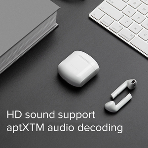 Image 5 - Edifier TWS200 Tws Oordopjes Qualcomm Aptx Draadloze Koptelefoon Bluetooth 5.0 Cvc Dual Mic Ruisonderdrukking Tot 24H Afspelen tijd