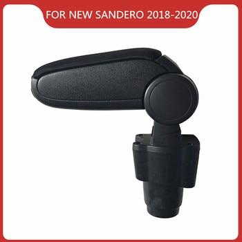 CAR ARMREST FOR RENAULT DACIA NEW SANDERO/STEPWAY 2018-2020,Car Interior Accessories parts Center Armrest Console Box Arm Rest
