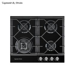 Bulit-en placas de Gas zigman y Shtain MN 175,61 B Casa aparatos electrodomésticos Bulit-en placas de cocina panel unidad de superficie