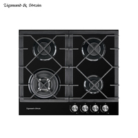 Bulit in Gas Hobs Zigmund & Shtain MN 175.61 B Home Appliances Major Appliances Bulit in Hobs cooking unit panel surface