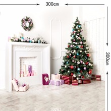 SHENGYONGBAO Vinyl Custom Photography Backdrops Prop Digital Printed Christmas day Photo Studio Background 10282 shengyongbao vinyl custom photography backdrops prop digital printed christmas theme photography background jlt 10408