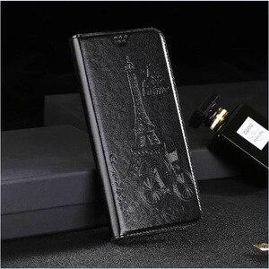Чехол-бумажник для Tecno Camon 11S 12 Air Pro i Sky 3 i4 iAce 2 2X POP 2F B1F 2S pro Phantom 9 кожаный чехол-книжка для телефона