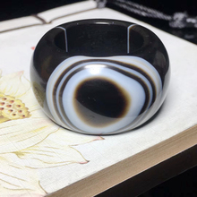 Мистическое кольцо из бусин коричневого глаза, амулет, бусины дзи, кольцо на палец, природа, вены, бусина, редкое кольцо