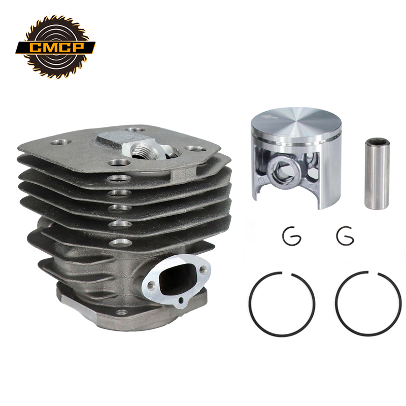 CMCP Dia 45mm Cylinder And Piston Kit Set For Husqvarna 154 154XP 254 254XP Chainsaw Replacement Spare Part 503503903 503503901