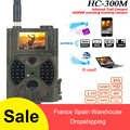 Suntek Hunting HC300M HC700G HC801a 3/4G GSM 1080P ภาพกับดักอินฟราเรด Night Vision Wild Trail กล้องลูกเสือ Chasse