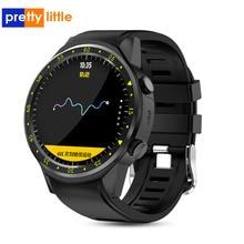 F1 Astuto di GPS della vigilanza di frequenza Cardiaca della vigilanza tracker uomini smartwatch Multi Modalità sport SIM Card Pedometro per Android Ios telefoni