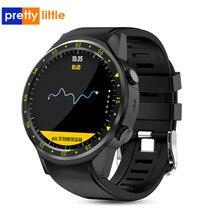 F1 montre intelligente GPS montre traqueur de fréquence cardiaque hommes smartwatch multi sport Mode carte SIM podomètre pour téléphones Android Ios