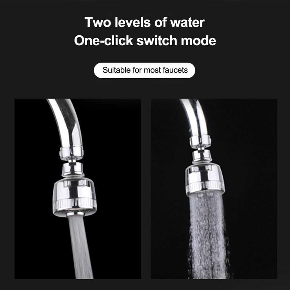 2шт кран воды барботер кухонный кран экономии экономия водопроводной воды ванная комната насадка для душа сопла фильтр экономии воды Душ распыления