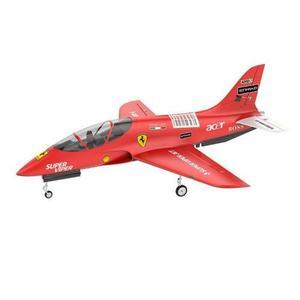 Image 4 - HSD RC 1.6M Jet 105MM EDF Super Viper V4 12S 160A avion PNP modèle hydraulique TH06108