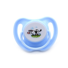1PC Baby Animal PatternPacifier Dummy Nipple Baby Products Silicone Pacifier Dummy Teat Infant Essential Soft Appease Pacifiers