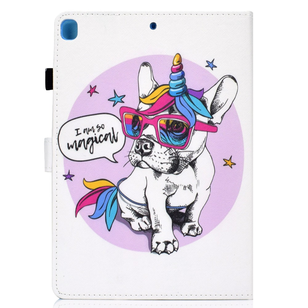 Case New iPad iPad/10.2inch/Model/.. Book-Stand A2197-Cover for 7th