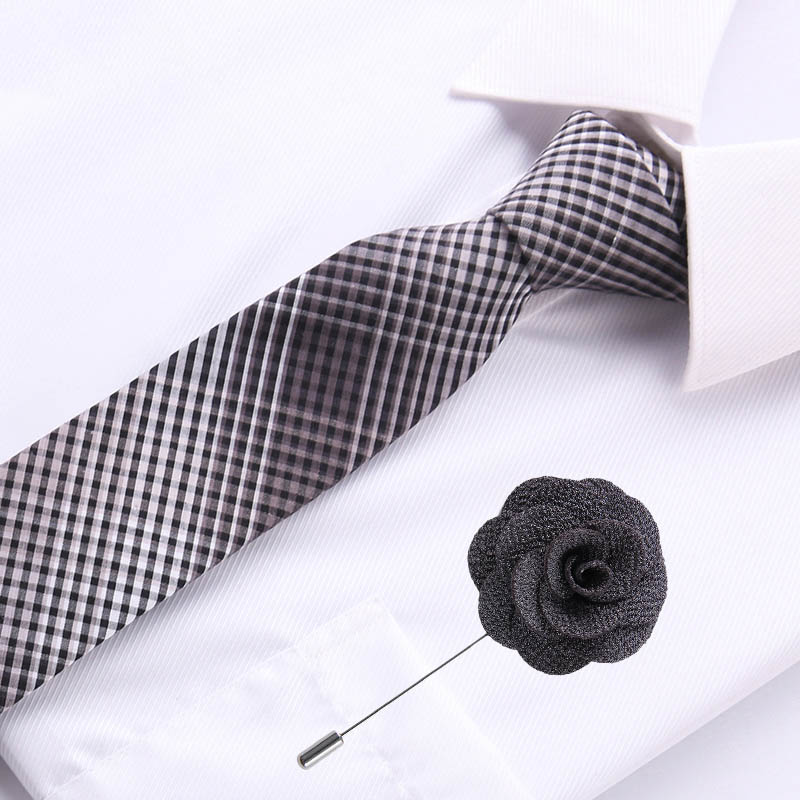 Top Fashion Cotton Ties 6.5 Cm Skinny Blue Grey Vintage Floral Neck Tie 100% Cotton Men's Casual Slim Green Paisley Necktie