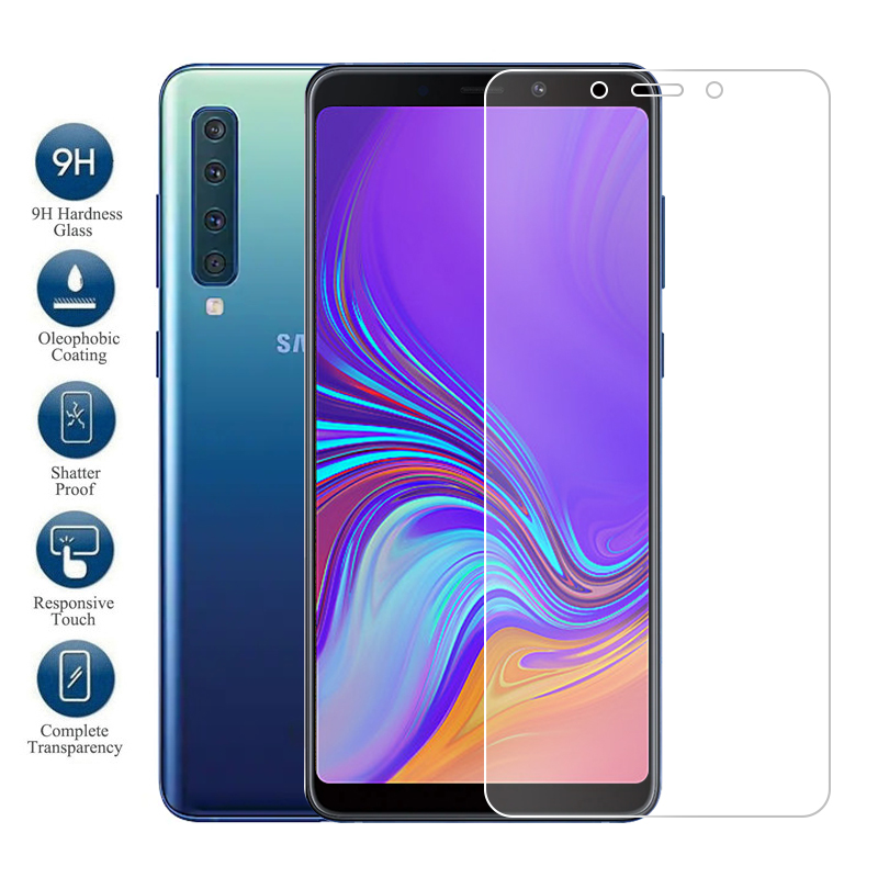Full Tempered Glass For Samsung Galaxy A9 2018 6.3