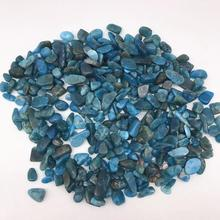 100g Degaussing Stone Minerals Fish Tank Natural Crystal Gravel Stones Decorative tumbled stone