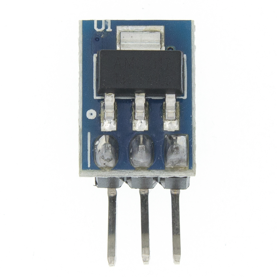 10pcs DC 5V to 3.3V Step-Down Power Supply Module AMS1117-3.3 LDO 800MA image