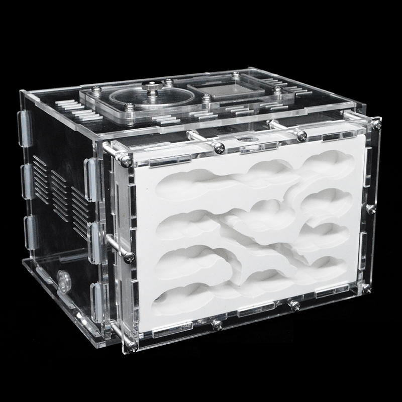 DIY Acrylic Ant Farm Gypsum Ecological Ant House for font b Pet b font Anthill Ant