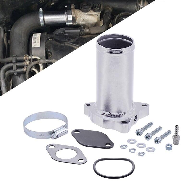 57 мм EGR клапан замена трубы костюм для audi seat VW 1,9 TDI 130/160 BHP 2,25 дюймов дизельное удаление egr наборы Клапан системы рециркуляции отработавших газов    АлиЭкспресс