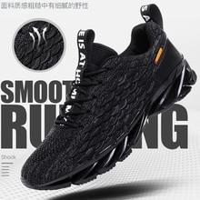 Men Shoes Sport-Blade Male Blue Big-Size Fashions Zapatillas Hombre New