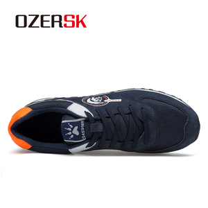 Image 3 - OZERSK 2020 New Causal Breathable Fashion Shoes Classic Flat Male Footwear Comfort Men Shoes Leisure Walking Shoes Mens Sneaker