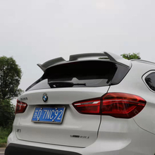 цена на For BMW New X1 2016 2017 2018 2018 Rear Spoiler ABS Material Rear Roof Trunk Spoiler