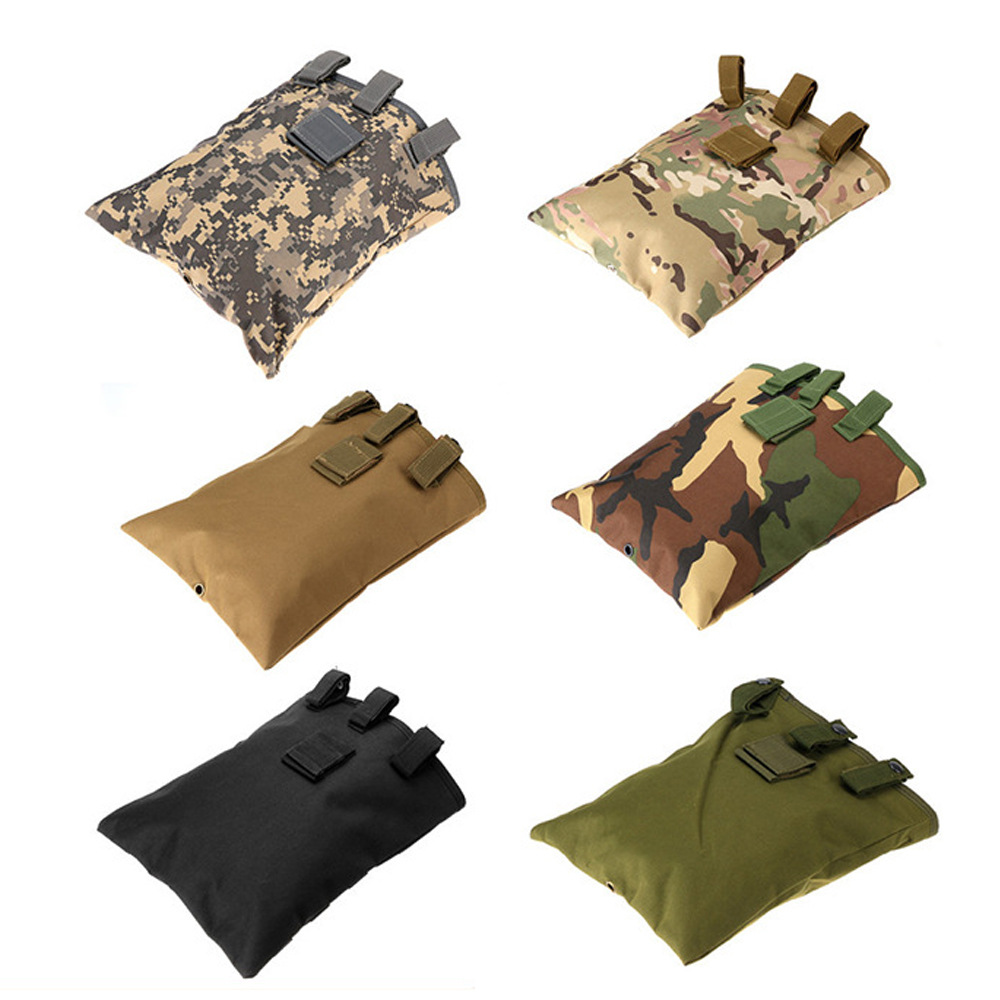 Molle Recycling Bag Python Waist Hanging Tactical Accessory Kit Ditty Bag Storage Bag Army Fans Equipment Toolkit