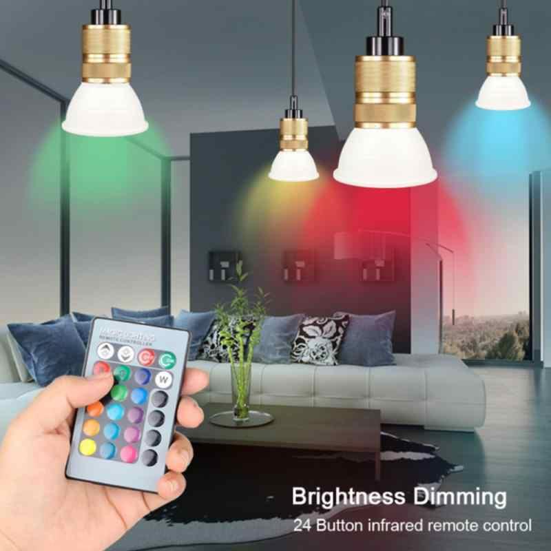 WiFi スマート電球 3 ワット 5 ワット 10 ワット 15 ワット RGB 魔法のランプ調光対応 E27 WiFi 電球互換性 amazon の Alexa Google ホームスマート電話