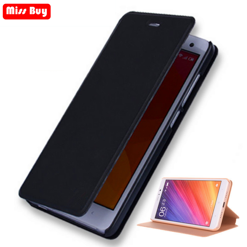 Smart Leather Flip Stand <font><b>Cover</b></font> For <font><b>Huawei</b></font> Y5II Y5 II 2 / Y6ii Compact Mini <font><b>CUN</b></font>-<font><b>U29</b></font> <font><b>CUN</b></font>-L21 <font><b>CUN</b></font>-L01 <font><b>Cover</b></font> Honor 5A LYO-L21 Coque image