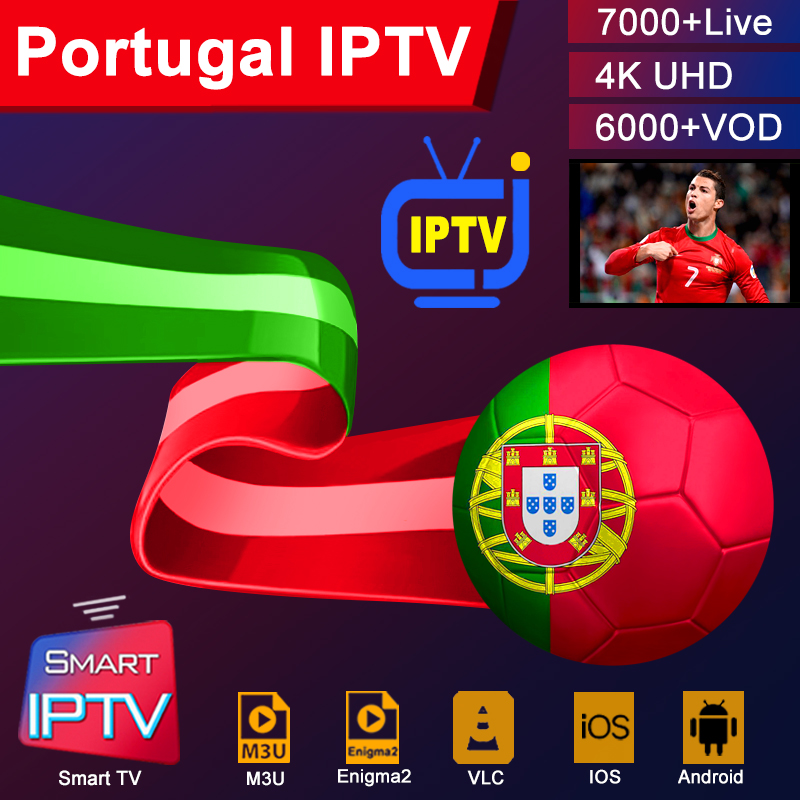 Portugal IPTV Subscription M3U Abonnement IPTV Turkey Germany Spain Italy Android Box MAG LG Samsung Smart TV IP Sport Channel