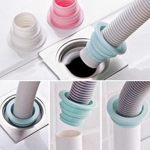 Ванная комната Кухня трап трубы канализационные анти запах уплотнительное кольцо шайба уплотнительная пробка
