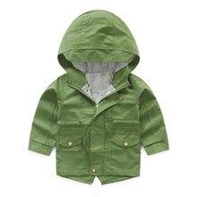 V TREE 봄 가을 재킷 소녀 만화 소년 코트 Hoody 어린이 겉옷 아기 스포츠 용 재킷