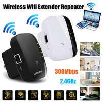 LEORY 300Mbps Wireless WiFi Repeater Extender WI-FI Signal Range Amplifier Booster Mini 2.4G Tp Link Wi Fi Hotspot Wlan Tplink