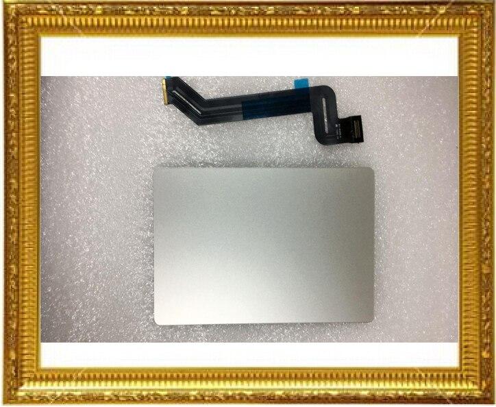 Оригинальная сенсорная панель A1707 для Macbook Pro 15,4 ''Retina A1707, трекпад с кабелем 2016 2017 года, серебристого цвета