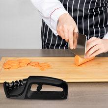 Точилка для ножей кухонная точилка 4 этапа Профессиональная