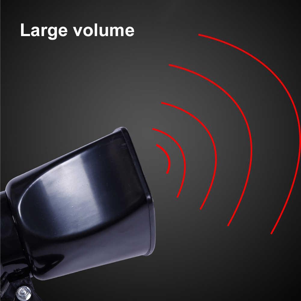 Автомобильная сигнализация сирена 12 в гудок для грузовика сирены полицейские колонки звуковой сигнал для автомобиля громкий крик колонки для автомобилей 7 сирен звук