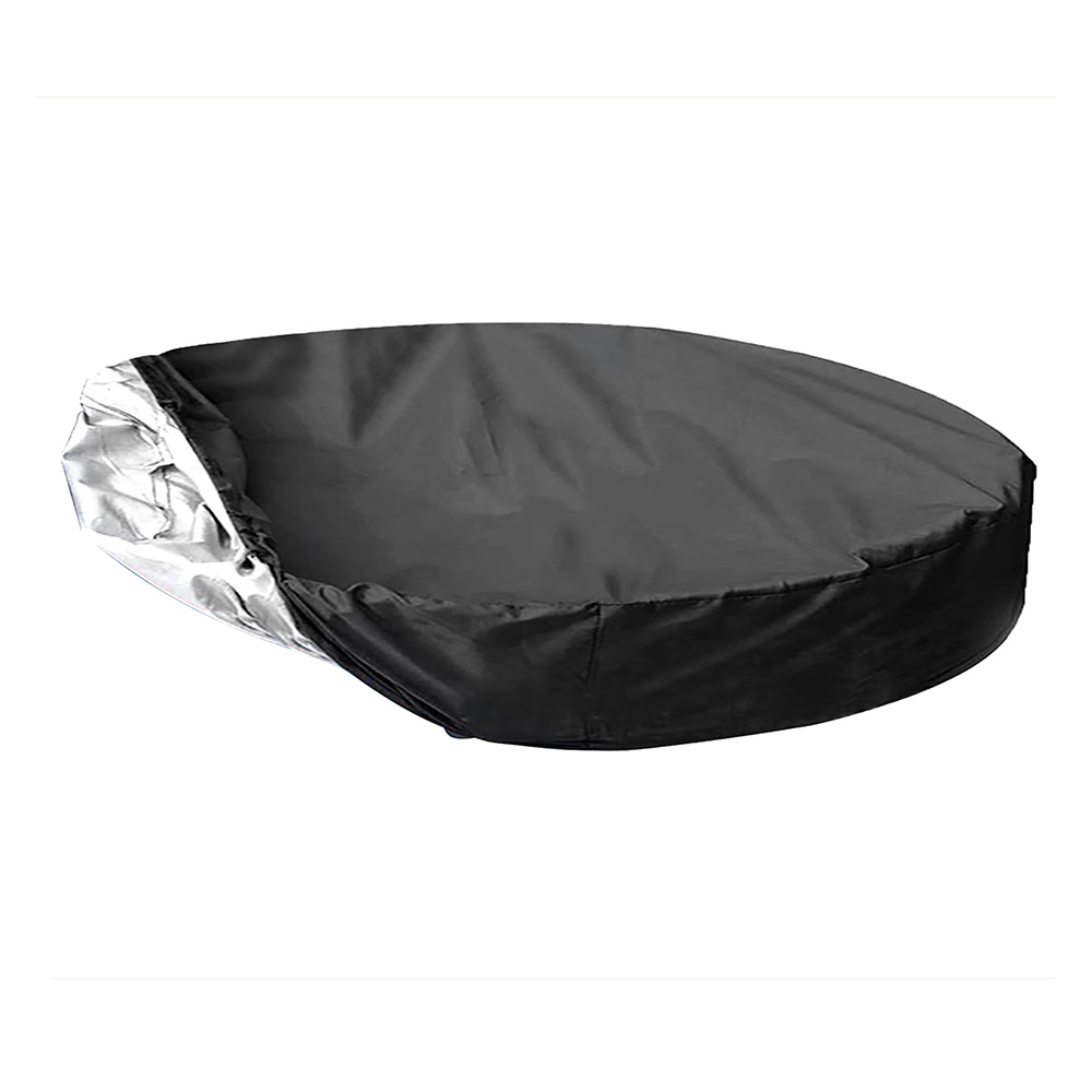 H3c407a4f34ab44ab8525bc5fed008553Q - Round Pool Cover Foldable Black Bathtub Cover 210D Oxford Anti-UV Protector Spa Tub Dust Waterproof Cover Swimming Accessories