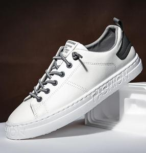 Image 4 - tenis masculino Men Sports shoes 2020 fashion board shoes men trend breathable white sneakers basket zapatillas blancas hombre