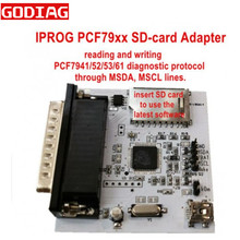 IPROG iProg+ Pro PCF79xx SD-card Adapter