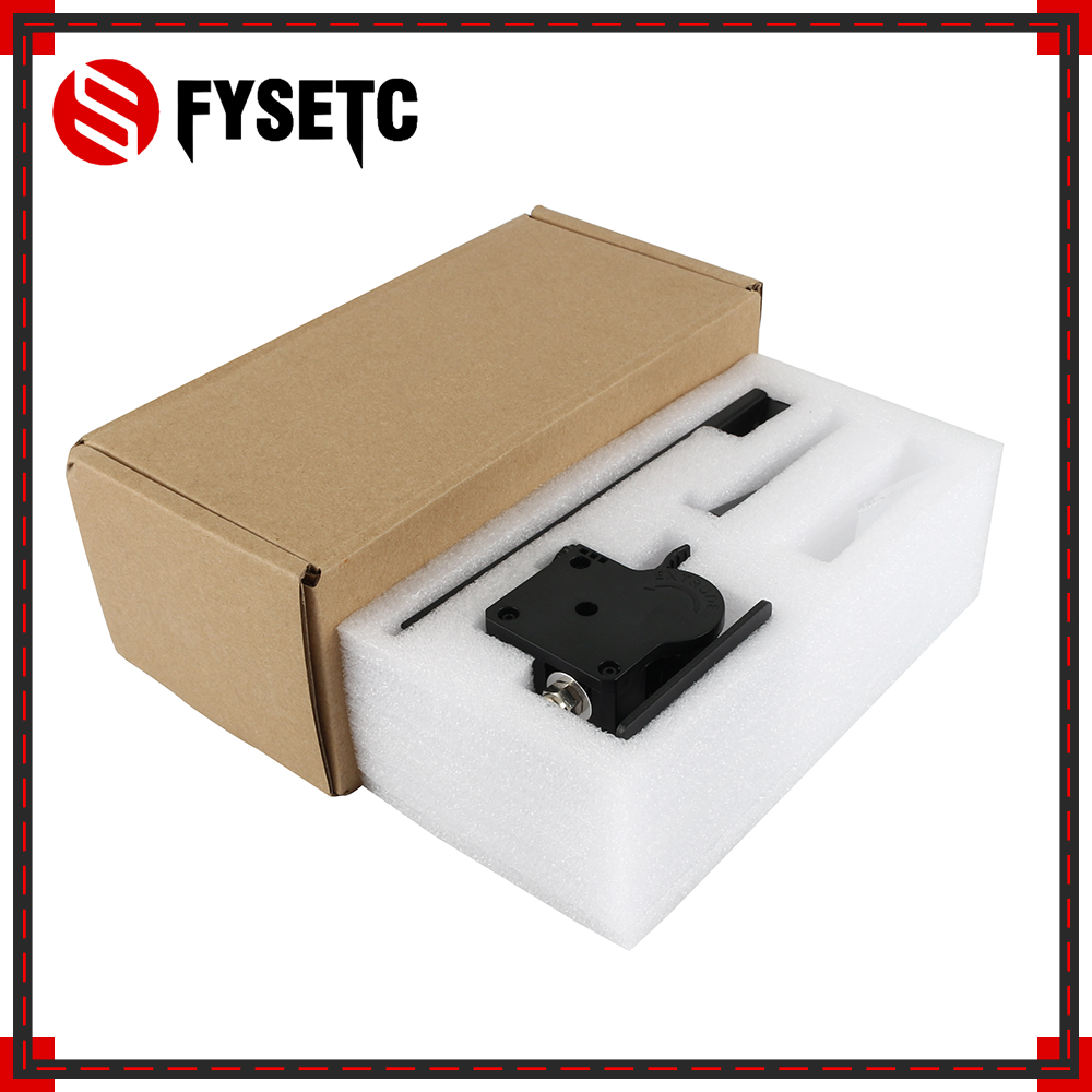 Upgrade Titan Extruder Kit Upgrade 1.75mm Feeder Kit Full Metal Bracket Holder For Anycubic Mega i3 Mega-s 3D Printer image