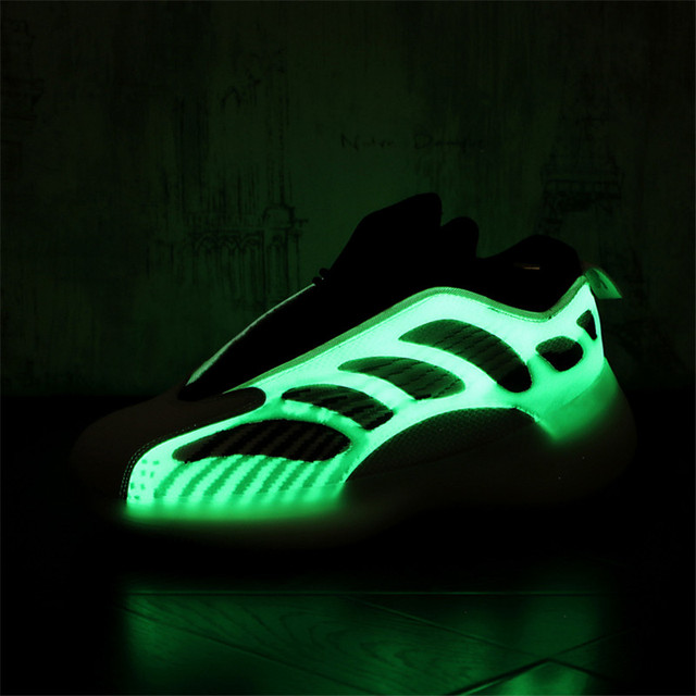 Verano de los hombres Zapatillas de deporte Hip Hop celebridad Web placa transpirables zapatos de Hombre Zapatos cada vez mayor altura Zapatillas Hombre 6