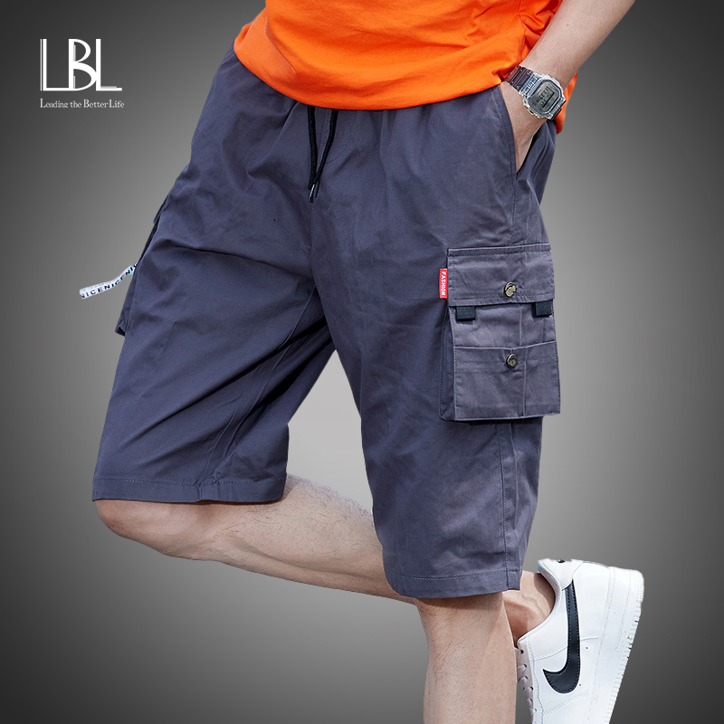 Mens Military Cargo Shorts 2020 Brand New Army Camouflage Tactical Shorts Men Cotton Loose Work Casual Short Pants M-8XL Shorts