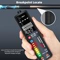 BSIDE ADMS1A/Q Умный Цифровой мультиметр 2,4 дюймов ЖК-дисплей Напряжение Ручка детектор Бесконтактный переменного Напряжение Вольт Ом Гц Тестер н...