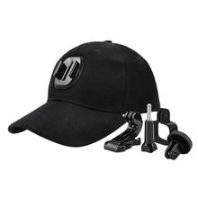 Спортивная шляпа для альпинизма и фотосъемки, ручной карданный шарнирный кронштейн для камеры FIMI