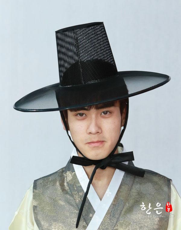 South Korea Imported Men's Ancient High-end Mesh Cap / Clothing Net Cap / 2 Layer Net