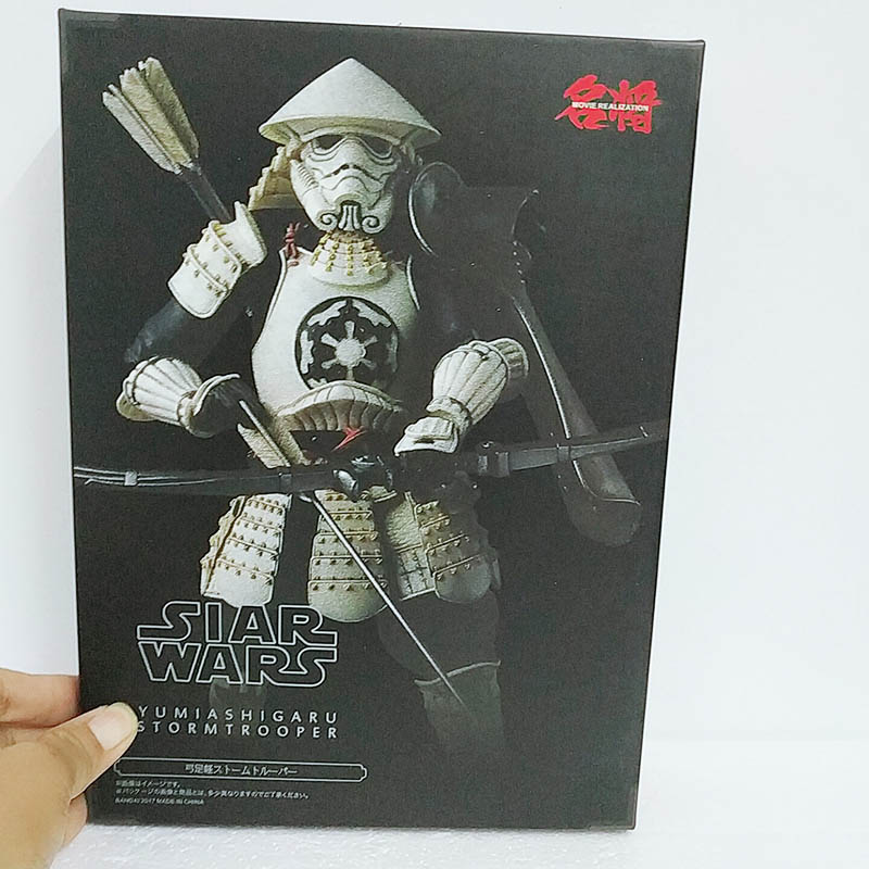 In stock Star Wars The Force Awakens Yumiashigaru Action Figure Model Toys Doll For Gift