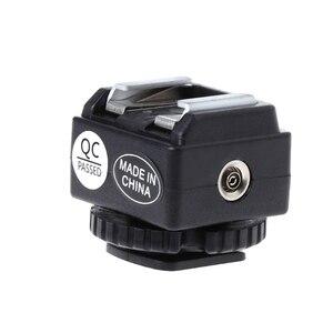 Image 1 - C N2 Hot Shoe Adapter Chuyển Đổi Đồng Bộ PC Cổng Bộ Cho Nikon Flash Cho Máy Ảnh Canon Mới