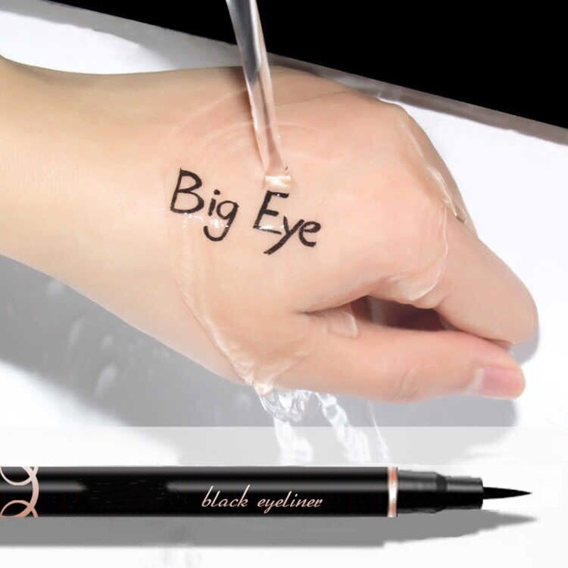 1PC Eyeliner Liquid Pen Waterproof Long Lasting Quick Drying Smooth Eye Liner Pen Pencil Makeup Beauty Make Up Tool