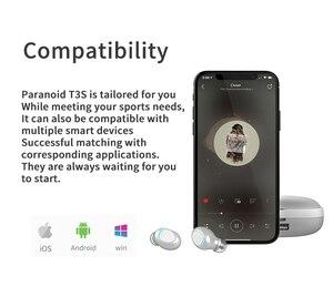 Image 5 - トゥーレワイヤレスヘッドフォン tws 5.0 Bluetooth イヤホンハイファイヘッドセットスポーツ IPX7 防水インイヤーイヤフォン睡眠