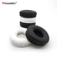 YHcouldin Ear Pads For AKG Y50 Y55 Y50BT Y50DJ Tiesto DJ Replacement Headphone Earpad Covers наушники akg y50bt черный