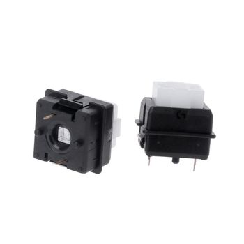 2Pcs Original Romer-G Switch Omron Axis for Logitech G910 G810 G413 K840 RGB Axis Keyboard Switch 100% authentic original omron capacitive proximity switch e2k x8me1 2m 12 24vdc