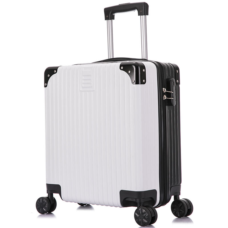 18inch carry on Travel Trolley Luggage Suitcase Rolling Trolley Bag on Wheels Travel Case women Rolling Suitcase Cabin Luggage